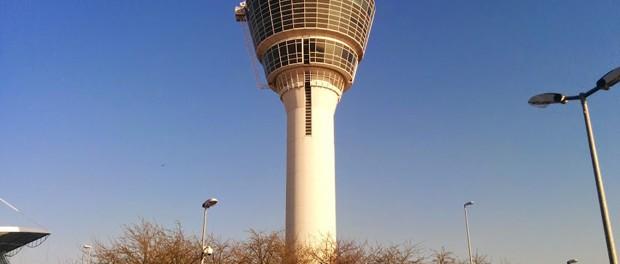Munich AirporTaxiCOM: Flughafen München Tower
