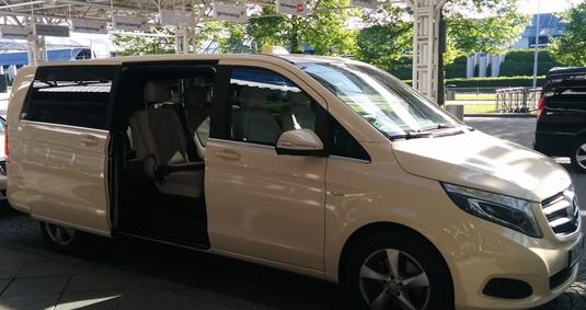 Taxi Röhrmoos zum Flughafen München