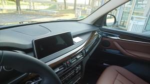 BMW X5 als Taxi in München